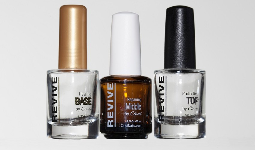 Base, Middle, and Top Coat